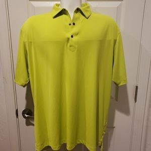 Columbia POLO Golf Shirt Mens Size 2XL Bright